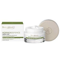 Crema de fata, de zi detoxifianta cu ulei de Moringa si Oxygeskin® - Moringa Defence, 50 ML
