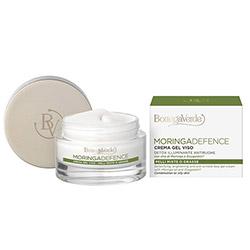 Crema-gel de fata, de zi detoxifianta cu ulei de Moringa si Oxygeskin® - Moringa Defence, 50 ML