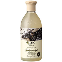 Gel de dus delicat si matasos cu extract de orez - Riso Venere  (400 ML)