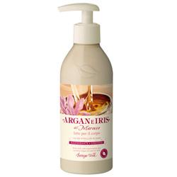 Lapte de corp cu ulei de argan si lapte de Iris - Argan e Iris, 250 ML