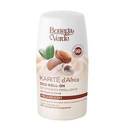 Deodorant roll-on cu extract de unt de shea - Karite, 50 ML