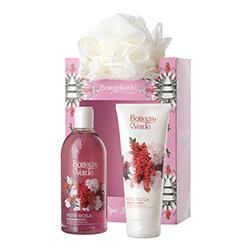 Set cadou femei, ingrijire corp cu extract de piper roz - Pepe Rosa, 200 ML, 400 ML