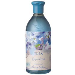 Gel de dus cu aroma de iris - Iris, 400 ML
