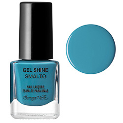 Lac de unghii, bleu - Gel Shine, 5 ML