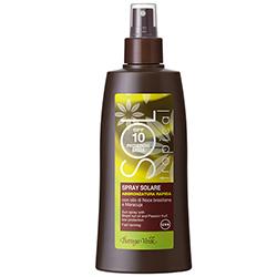 Protectie solara - Tropical - spray pentru bronzare rapida cu extract de nuci braziliene si fructul pasiunii, SPF10  (200 ML)
