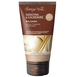 Balsam cu keratina si proteine de casmir - Keratina e Cachemire, 150 ML