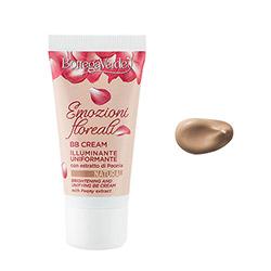 BB cream cu extract de bujori, cu efect de iluminare, natural - Emozioni Floreali, 30 ML