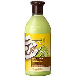 Gel de dus delicat si revigorant cu lapte de cocos si extract de lime