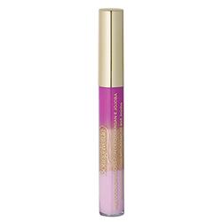 Luciu de buze multicolor cu extract de jojoba si ulei de argan, nuante de roz