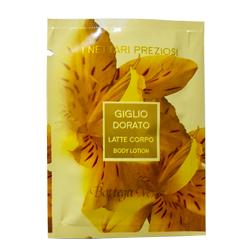Mostra - Lapte de corp Giglio Dorato - I Nettari Preziosi, 4 ML