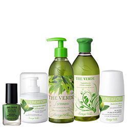 Set cadou cu extract de ceai verde