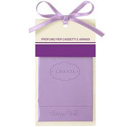 Parfum pentru sertare si dulapuri cu aroma de lavanda italiana