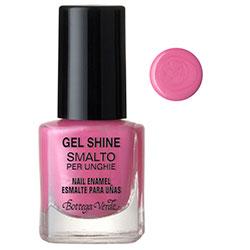Gel shine - Lac de unghii   - roz confetti