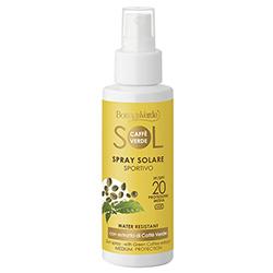 Spray de corp cu extract de cafea verde - Caffè Verde, 100 ML