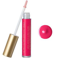 Luciu de buze cu extract de piersica si vitamina E, roz bombon, 5 ML