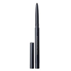 Creion de ochi rezistent cu ulei de maces si ulei de argan, negru