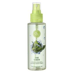 Spray racoritor pentru corp cu aroma de ceai verde
