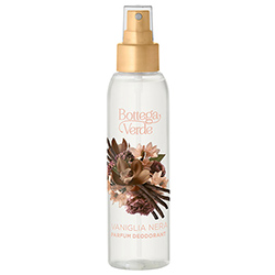Parfum deodorant cu aroma de vanilie neagra