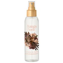Parfum deodorant, delicat, cu aroma de vanilie neagra - Vaniglia Nera, 125 ML