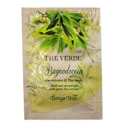 Mostra - Gel de dus cu extract de ceai verde - The Verde  (4 ML)