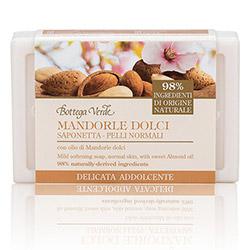 Sapun solid cu migdale dulci - MANDORLE DOLCI, 150 G