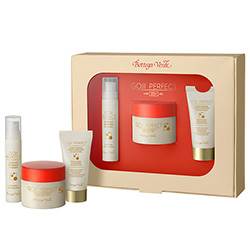 Set antirid 35+: tratament de fata, primer uniformizant, balsam de fata - Goji Perfect  (10 ML, 30 ML)