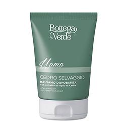 After shave, hidratant, cu extract de lemn de cedru - Cedro Selvaggio, 75 ML