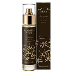 Ulei pentru corp cu aroma de vanilie neagra