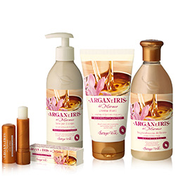 Set Argan si Iris