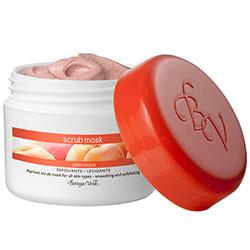 Masca scrub Albicocca - pentru toate tipurile de piele - exfoliant