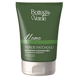 Balsam dupa barbierit cu extract de Patchouli verde