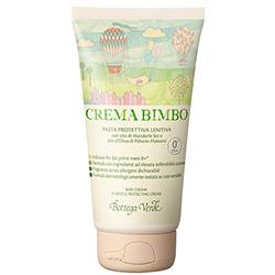 Crema de protectie si calmanta pentru bebelusi, cu ulei de migdale organice si ulei de masline Palazzo Massaini