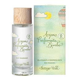 Apa parfumata pentru bebelusi, relaxanta si revigoranta