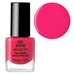 Lac de unghii, roz ciclam - Gel Shine, 5 ML