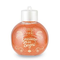Gel de dus cu extract de portocale si vanilie, editie limitata - Emozione dei Sogni, 100 ML
