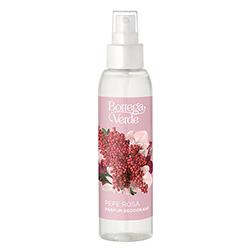 Parfum deodorant cu extract de piper roz