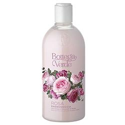Gel de dus, hidratant, cu aroma de trandafiri - Rosa, 400 ML