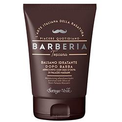 Barberia Toscana – Balsam hidratant dupa ras imbogatit cu ulei de masline Palazo Massaini  - N/A