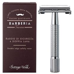 Aparat pentru barbierit cu lama dubla - Barberia Toscana