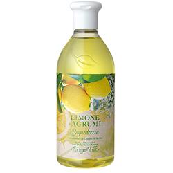 Lamaie si citrice - Gel de dus cu extract de lamai din Sicilia (400 ml)