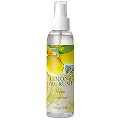 Parfum deodorant cu aroma de lamai - Limone e Agrumi, 125 ML