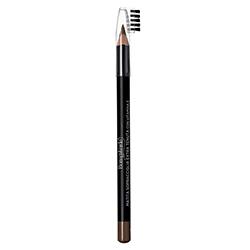 Creion pentru sprancene cu vitamina E, maro inchis