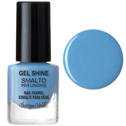 Gel shine - Lac de unghii  - albastru trendy