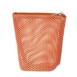 Geanta pentru produse cosmetice, portocaliu