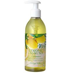 Sapun lichid cu aroma de lamai - Limone e Agrumi, 250 ML