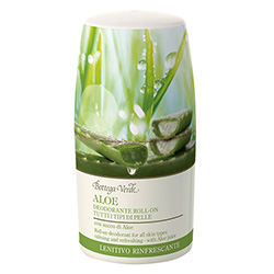 Deodorant roll-on cu extract de aloe vera