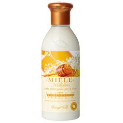 Lapte demachiant cu miere - Miele  (250 ML)