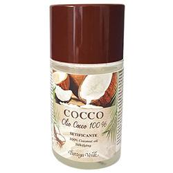 Ulei de cocos pur pentru ingrijirea parului normal-uscat (100 ML)