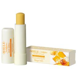 Balsam de buze cu propolis, galben miere - Miele, 5 ML