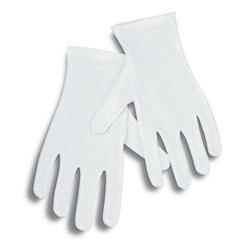 Manusi din bumbac pentru tratamentul cu crema al mainilor